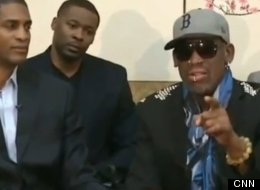 All-Star NBA Player On 'Eerie' Trip To North Korea With Dennis Rodman