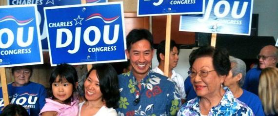 CHARLES DJOU HAWAII CONGRESS