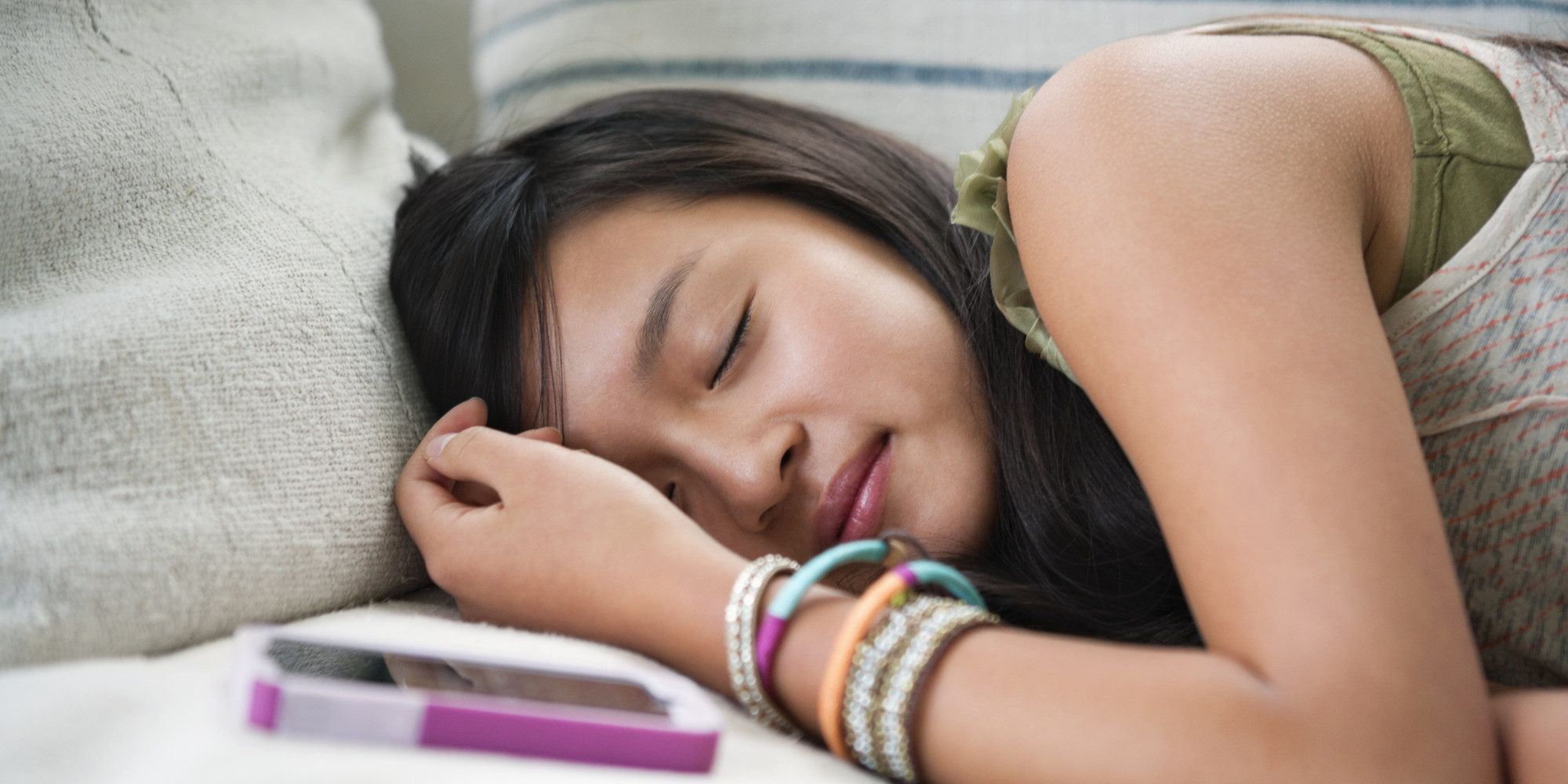 Teen Needs More Sleep Is 56