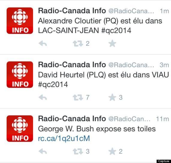tweet radio canada