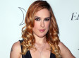 Rumer Willis Shines In Sheer Black Dress At Her Sister's Site Launch Party