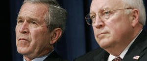 Bush Cheney Rumsfeld