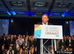François Legault appelle à la «révolution du courage» (PHOTOS)