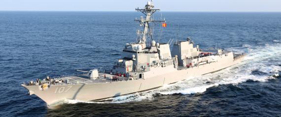 MISSILE DEFENSE SHIPS