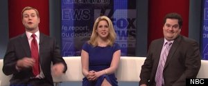 SNL FOX AND FRIENDS