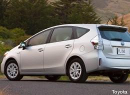 Toyota Prius V: Cinco razones para quererlo