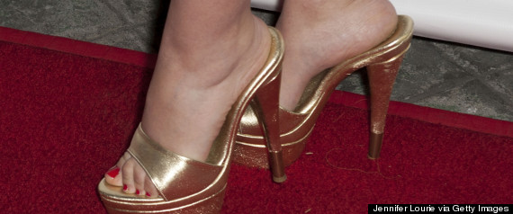 how to know if open heels fit