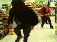 7-Eleven Clerks Disarm Robber, Chase Him Out Of The Store (VIDEO)