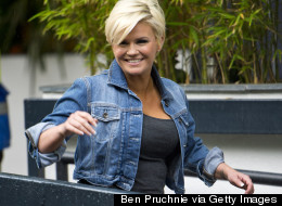 Kerry Katona Has Baby Girl