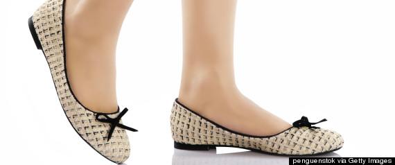 woman foot heel skin shoe