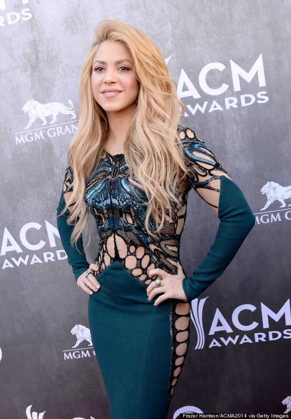 Shakira Reveals How Well She D Do As A Voice Contestant