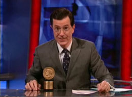 colbert latino personals Stephen colbert not surprisingly has attempted to use his catholic faith to make a political point, and unbeknownst to him, he failed at it  support mrc latino.