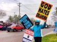 Westboro Baptist Church Chased Out Of Moore, Oklahoma