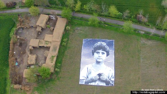 drone art project