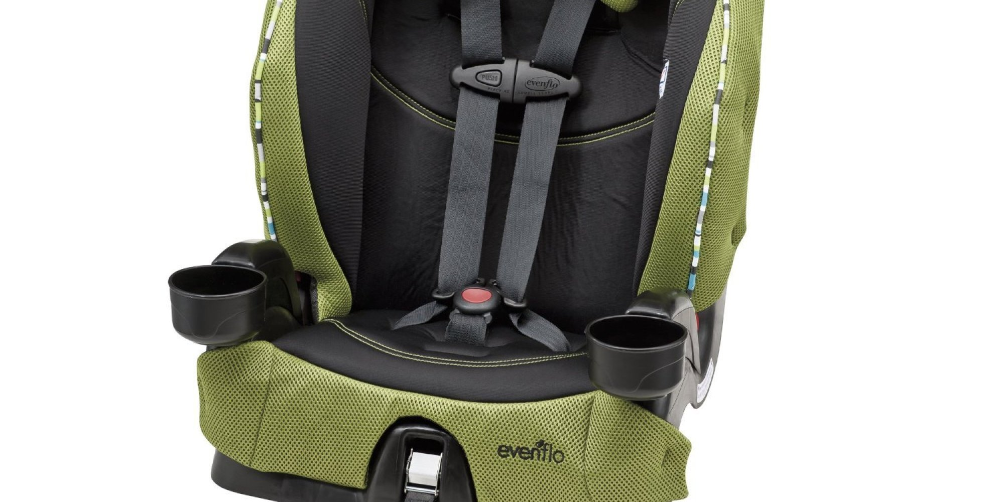 evenflo recalls 1 3 million child seat buckles huffpost. Black Bedroom Furniture Sets. Home Design Ideas