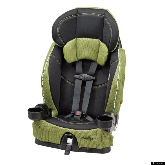 Evenflo Recalls 1.3 Million Child Seat Buckles | HuffPost