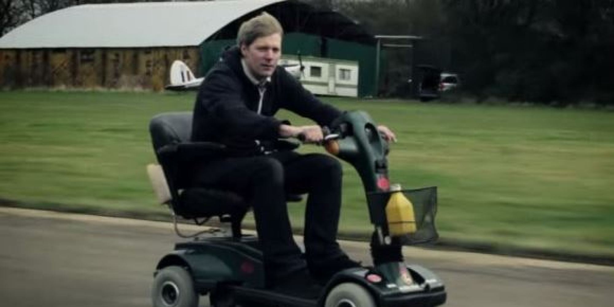 Meet Colin Furze Creator Of The World 39 S Fastest Mobility