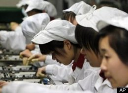 Foxconn Suicides Raise