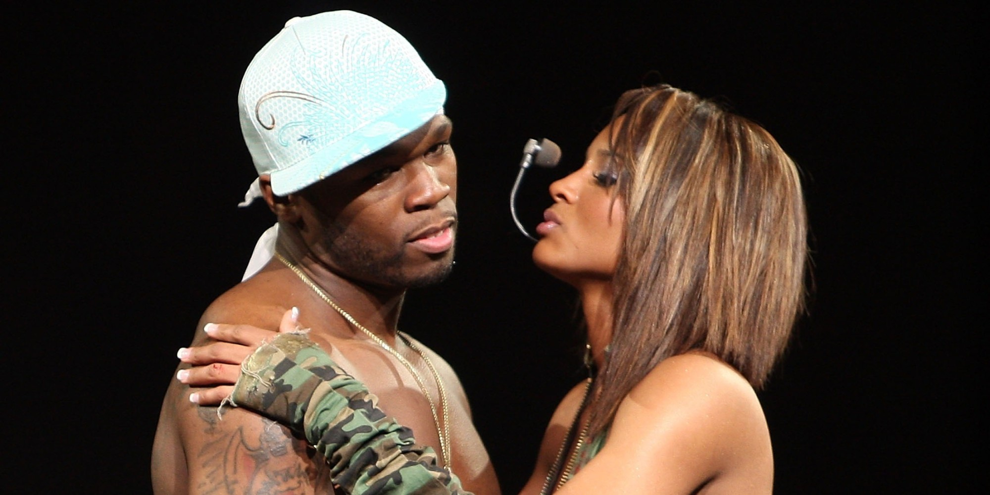 50 cent and ciara dating