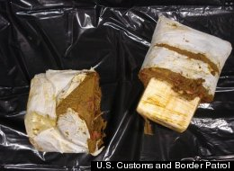 Passenger Had Cocaine-filled Meat