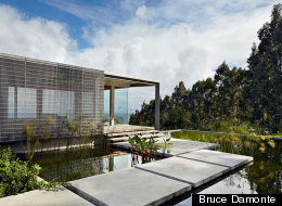 These Stunning Homes Are Built On Top Of LAVA