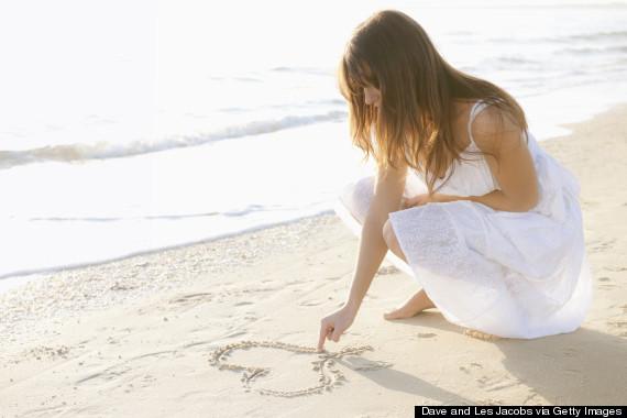 write sand
