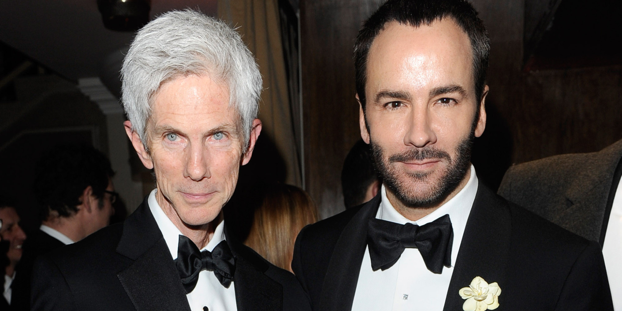 Tom Ford Marries Longtime Partner Richard Buckley