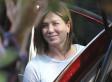 Jennifer Aniston Goes Fresh-Faced On The Set Of 'Cake'