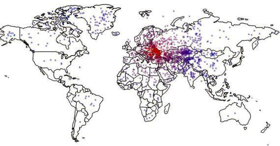 mapa eua ucrânia