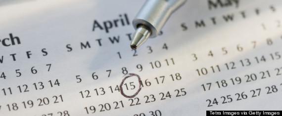 april 15 calendar