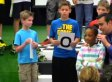 This Second Grader Thought She Was Playing A Game. What Happened Next Brought On Tears