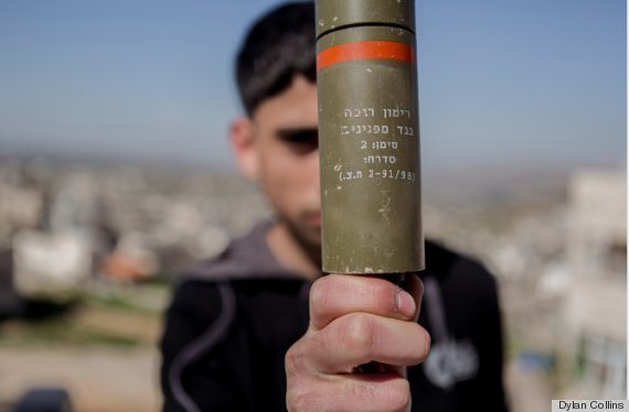 idf cannisters