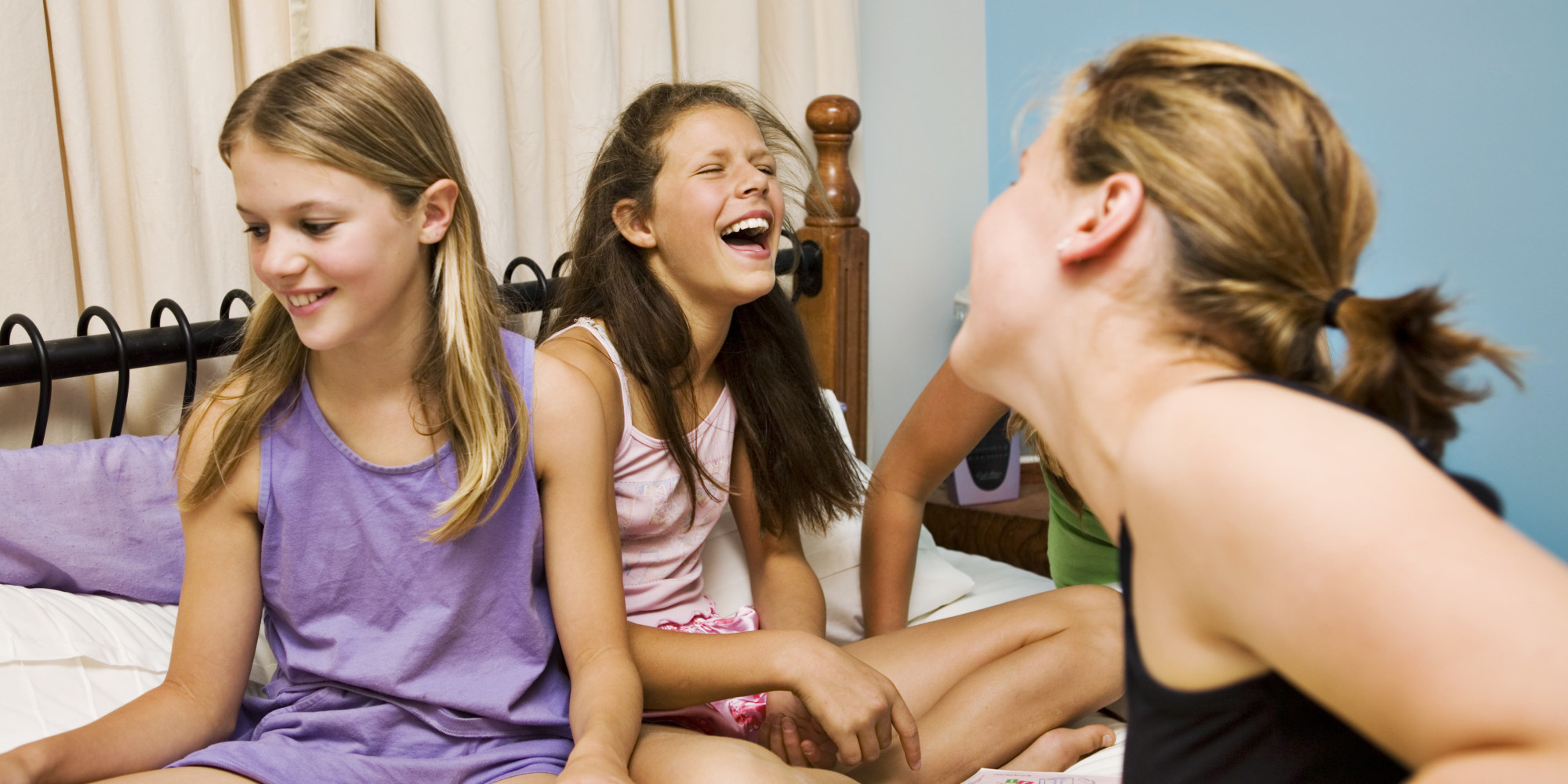 Teen Sleepover Fun 74