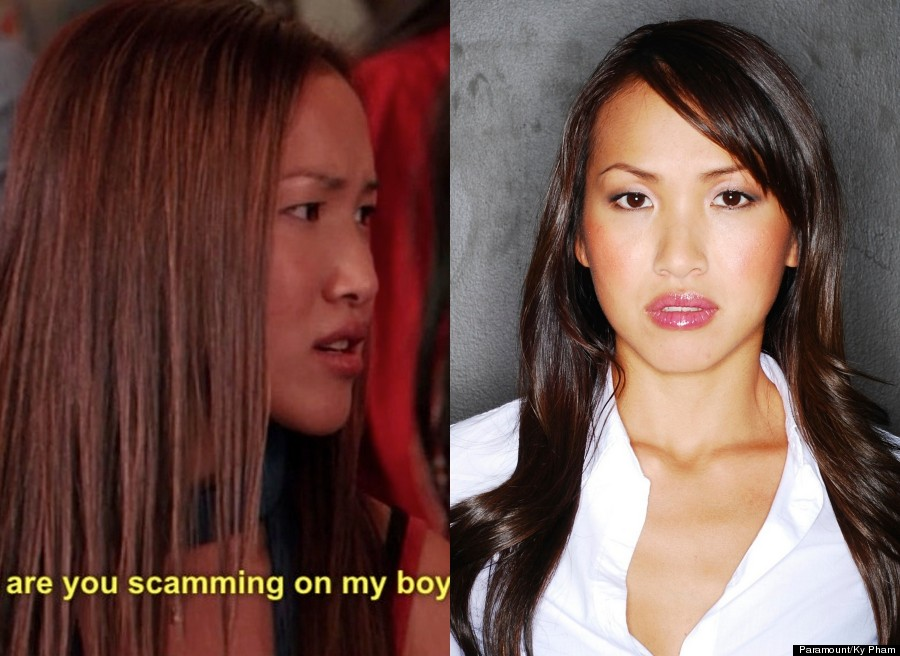 Asian mean girls com