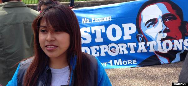 Immigration Activists Begin Hunger Strike Outside White House