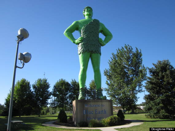 green giant minnesota