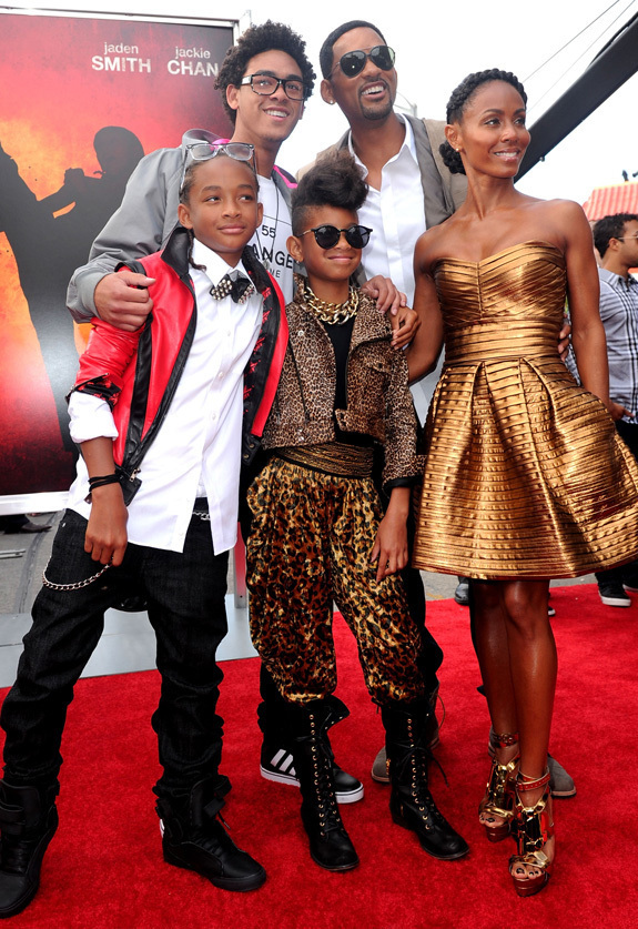 Willow Smith, 9, Looks Twice