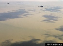 Gulf Oil Spill Mobile Bay