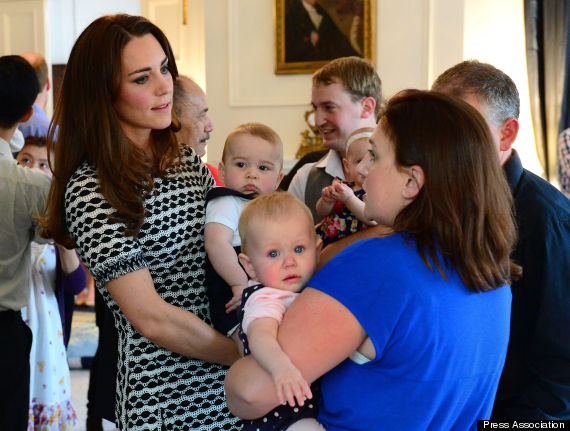 duchess of cambridge new zealand
