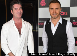 Simon Slams 'X Factor' Judge Gary Barlow