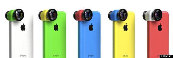 OlloClip: 3-In-1 Camera Lens For iPhone 5C Review | HuffPost UK