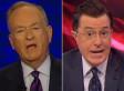 Bill O'Reilly: Stephen Colbert Is Destroying America