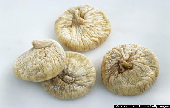 dried figs calcium