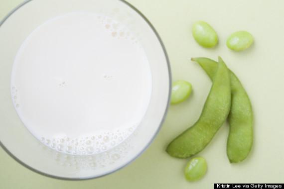 soymilk calcium