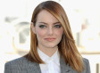 Emma Stone Channels Pee-Wee Herman In Saint Laurent Suit