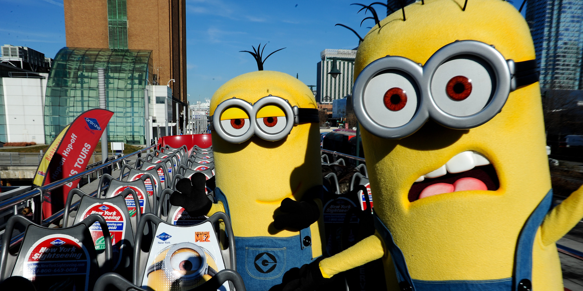 Heitor Pereira's Music for 'Minions'