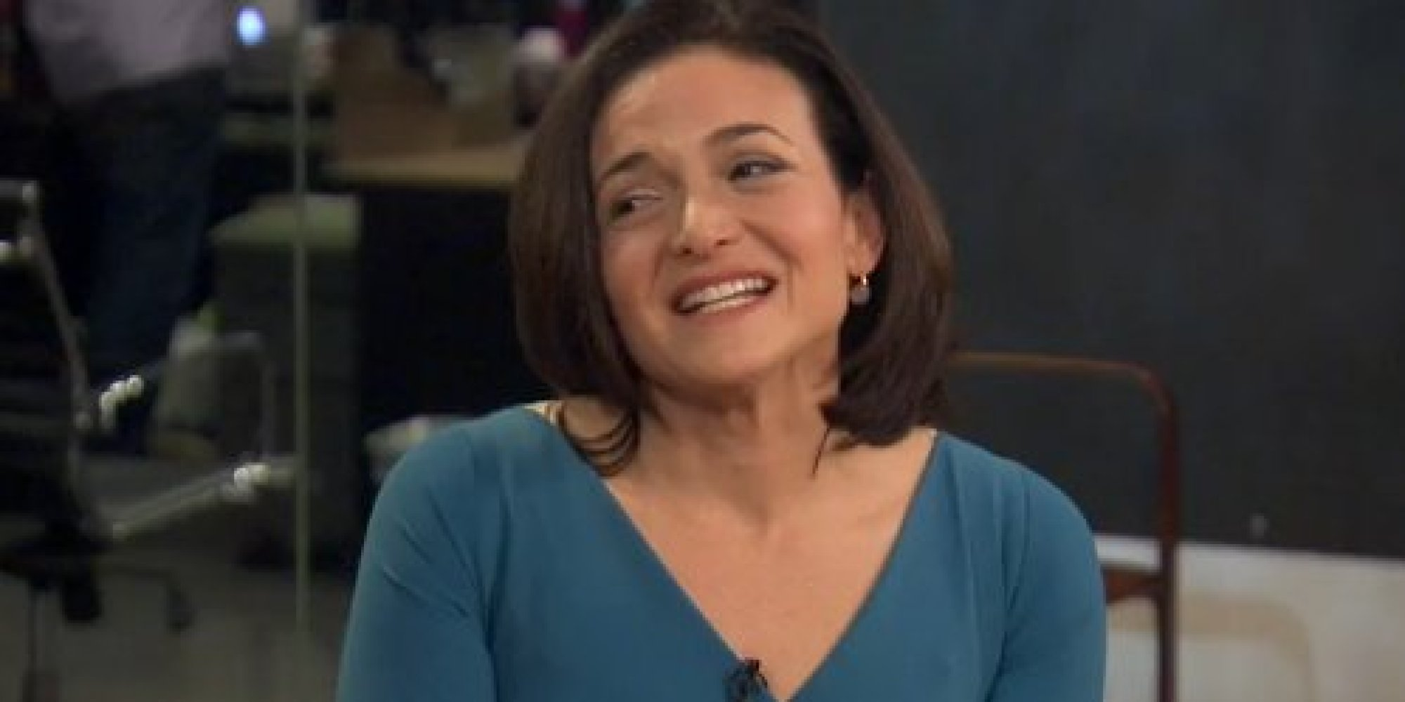 Sheryl Sandberg: 'I Don't Want To Run For Office' | HuffPost