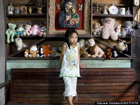 Children Around The World Pose With Their Most Prized Possessions