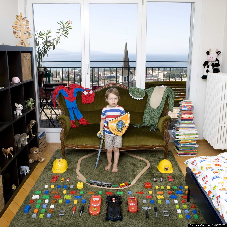 What Makes A Kids Favorite Toy : Kids from all around the world show off their favorite