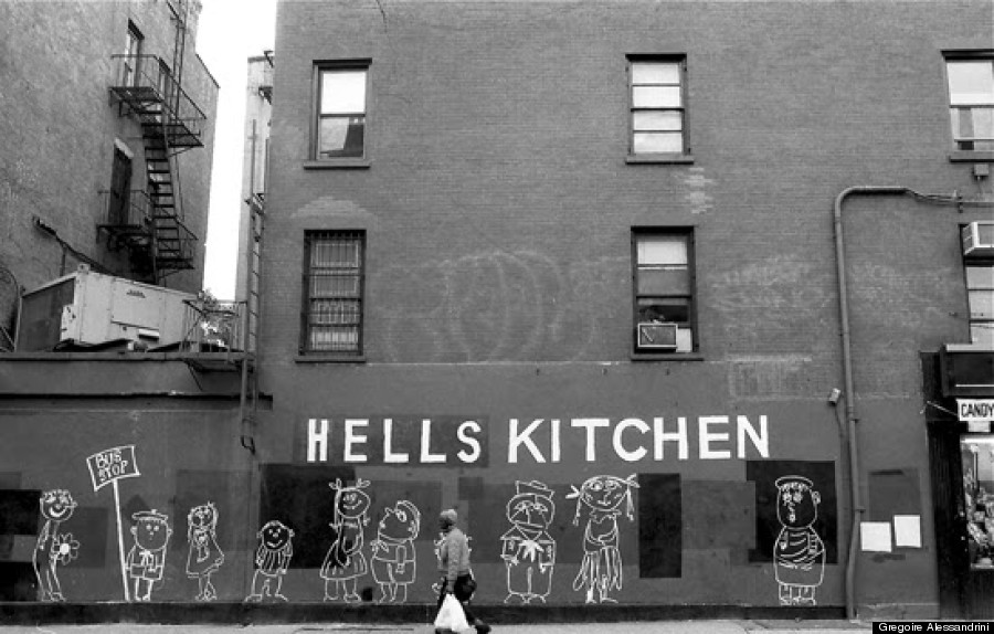 Hell S Kitchen Nyc Crime